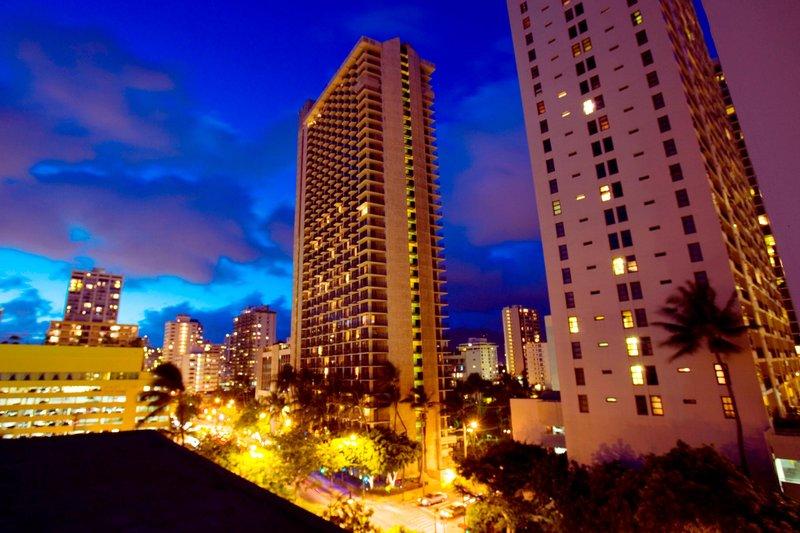 Waikiki Beach Marriott Resort  - Guest Room Waikiki City View <br/>Image from Leonardo