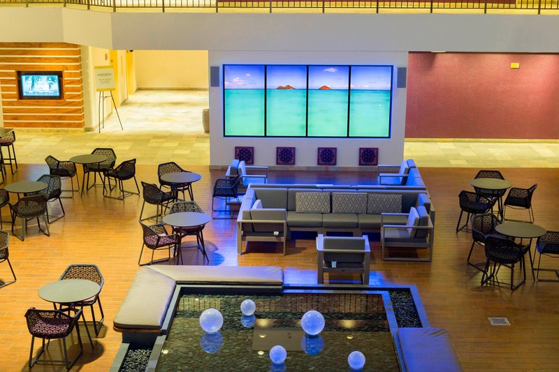 Waikiki Beach Marriott Resort  - Lobby <br/>Image from Leonardo