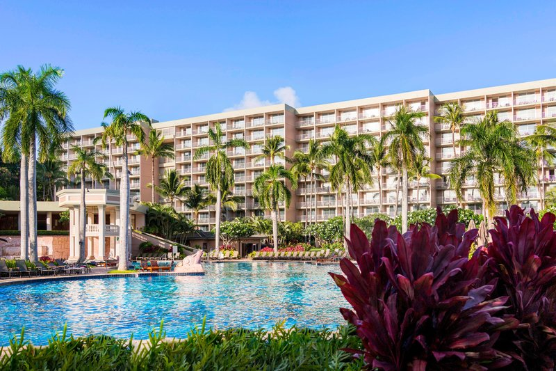 Kauai Marriott Resort-Exterior<br/>Image from Leonardo