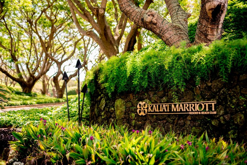 Kauai Marriott Resort-Kaua'i Marriott Resort<br/>Image from Leonardo