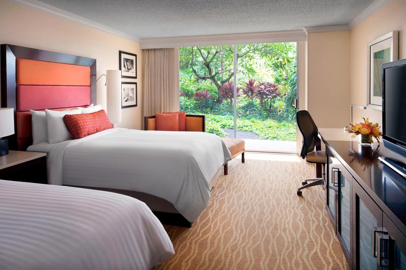Kauai Marriott Resort-Double/Double Garden View Guest Room<br/>Image from Leonardo
