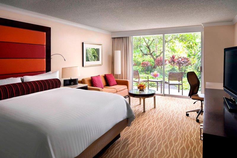 Kauai Marriott Resort-King Garden View Guest Room<br/>Image from Leonardo