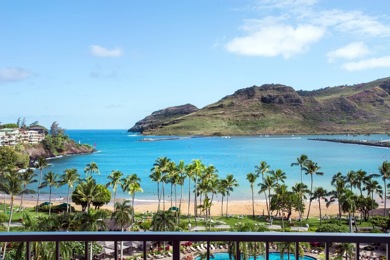 Kauai Marriott Resort-Deluxe Ocean View<br/>Image from Leonardo