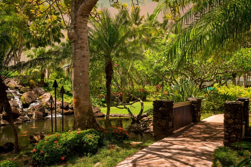 Kauai Marriott Resort-Gardens<br/>Image from Leonardo