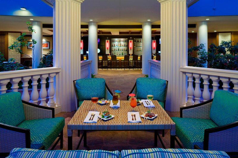 Kauai Marriott Resort-Gazebo Dining<br/>Image from Leonardo