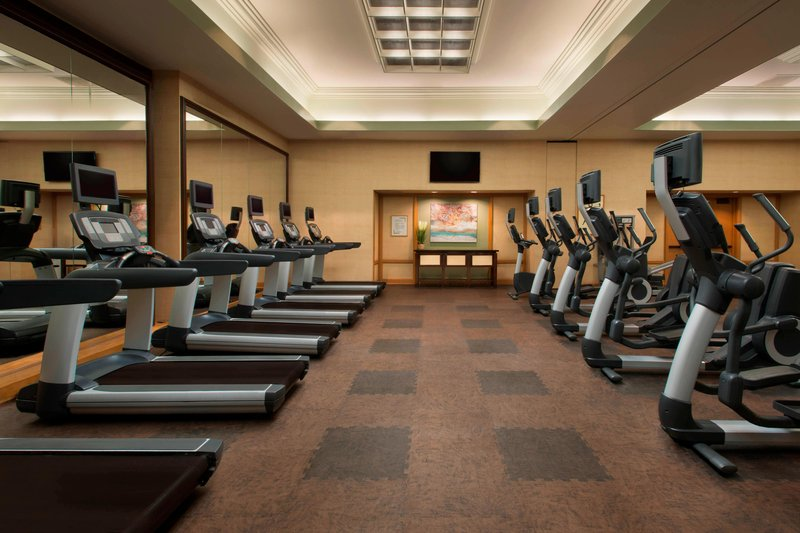 Kauai Marriott Resort-Fitness Center<br/>Image from Leonardo