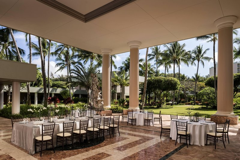 Kauai Marriott Resort-Kauai Court Meetings<br/>Image from Leonardo