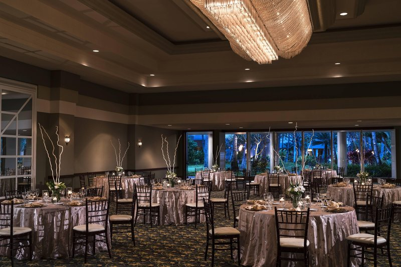 Kauai Marriott Resort-Kauai Ballroom<br/>Image from Leonardo
