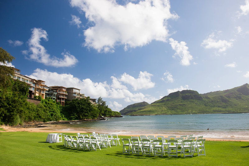 Kauai Marriott Resort-Beach Wedding<br/>Image from Leonardo