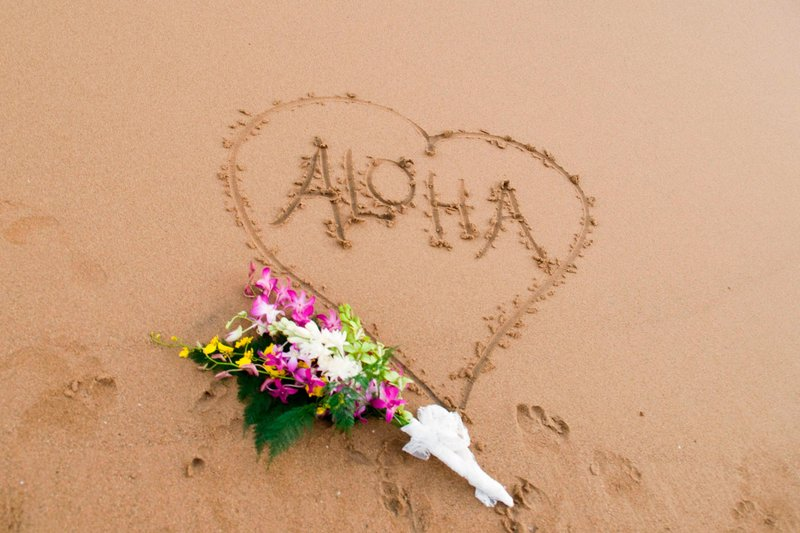 Kauai Marriott Resort-Aloha means love.<br/>Image from Leonardo