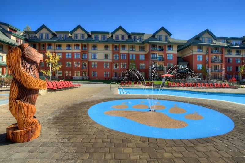 The Landing Resort and Spa-Children's Splash Pad<br/>Image from Leonardo