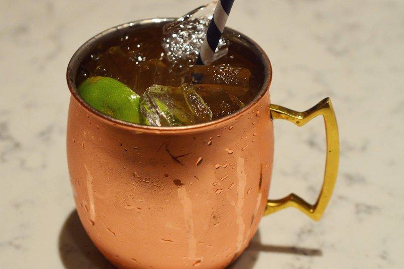 Marriott Grand Cayman-Anchor & Den - Gin & Tonic<br/>Image from Leonardo