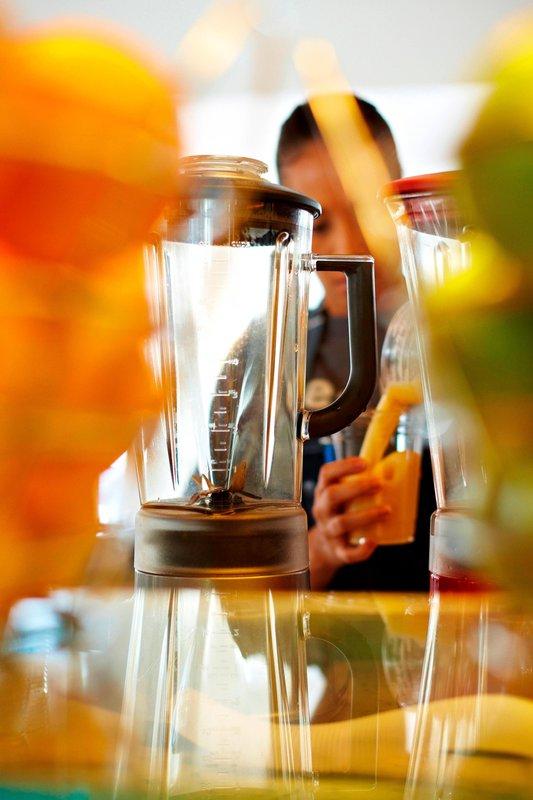 Marriott Grand Cayman-Juice Bar<br/>Image from Leonardo