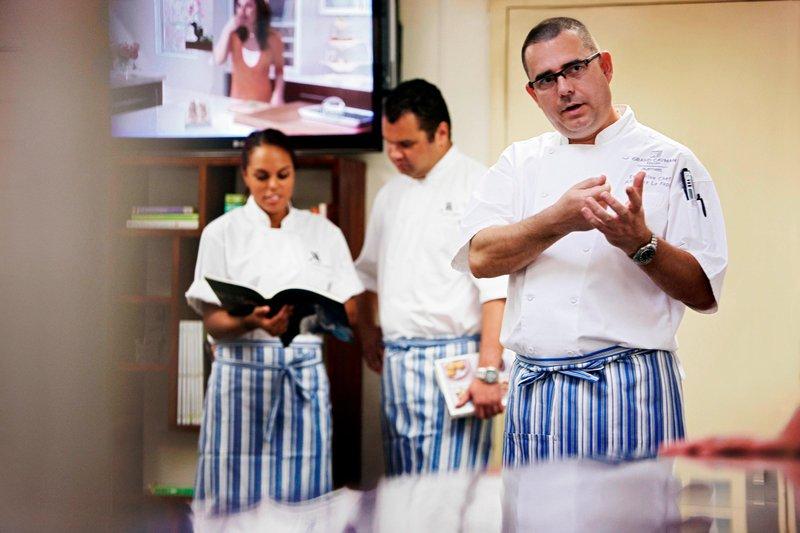 Marriott Grand Cayman-Culinary Team<br/>Image from Leonardo