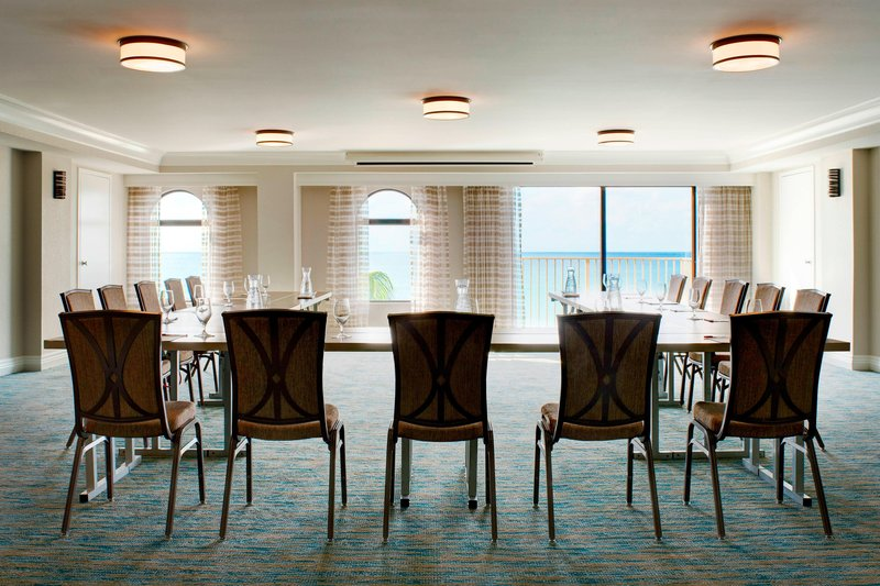 Marriott Grand Cayman-Meeting Space - Sunset Suite<br/>Image from Leonardo