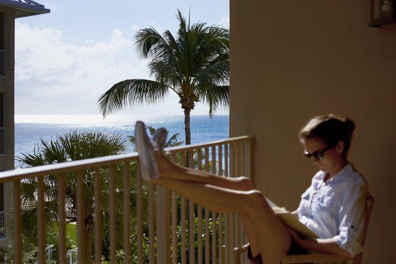 Marriott Grand Cayman-Partial Ocean Guest Room - Balcony<br/>Image from Leonardo