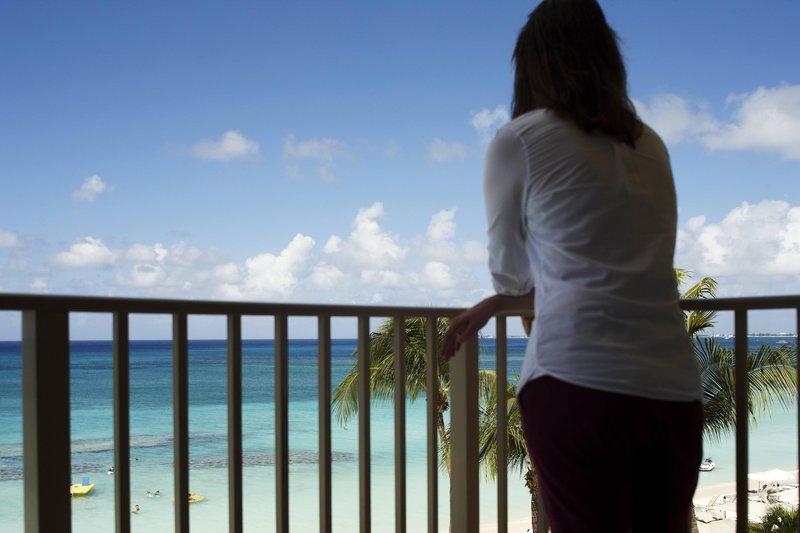 Marriott Grand Cayman-Oceanfront Suite - View<br/>Image from Leonardo