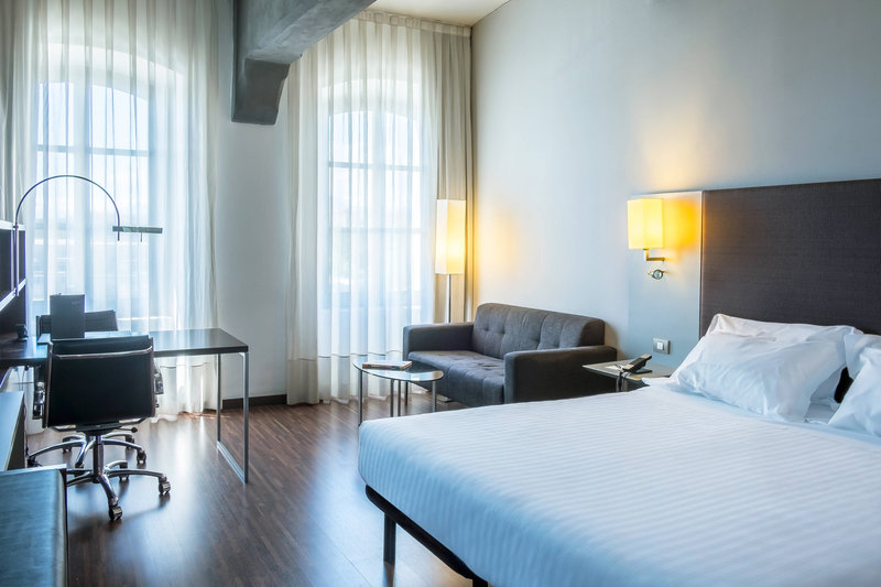 AC Hotel Torino-Queen Guest Room<br/>Image from Leonardo