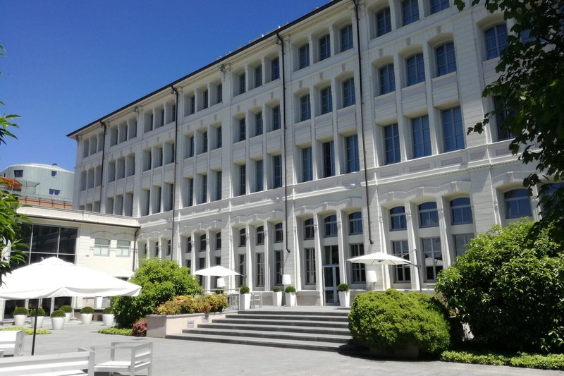AC Hotel Torino-AC Hotel Torino Lounge -Terrace<br/>Image from Leonardo