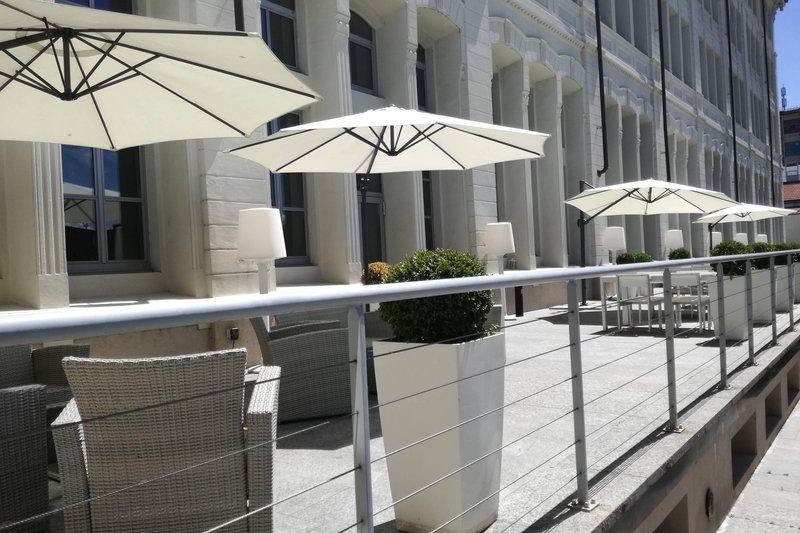 AC Hotel Torino-AC Hotel Torino Lounge - Terrace<br/>Image from Leonardo