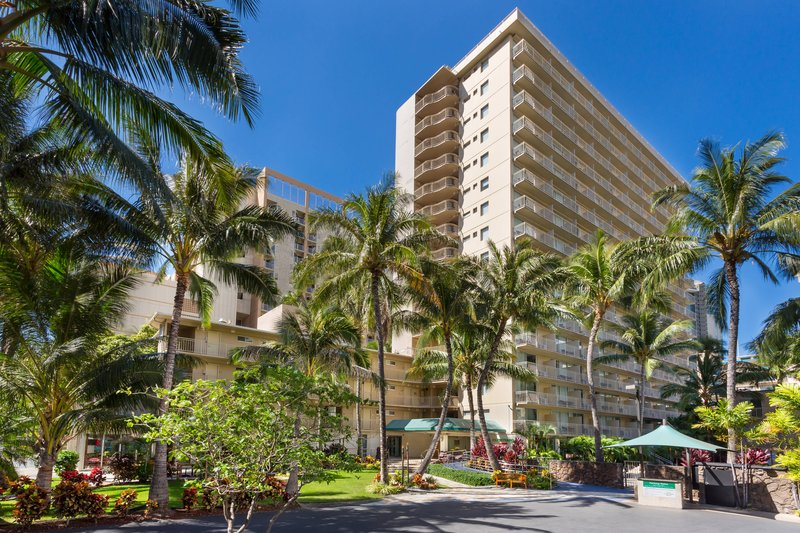 Courtyard by Marriott Waikiki-Exterior<br/>Image from Leonardo