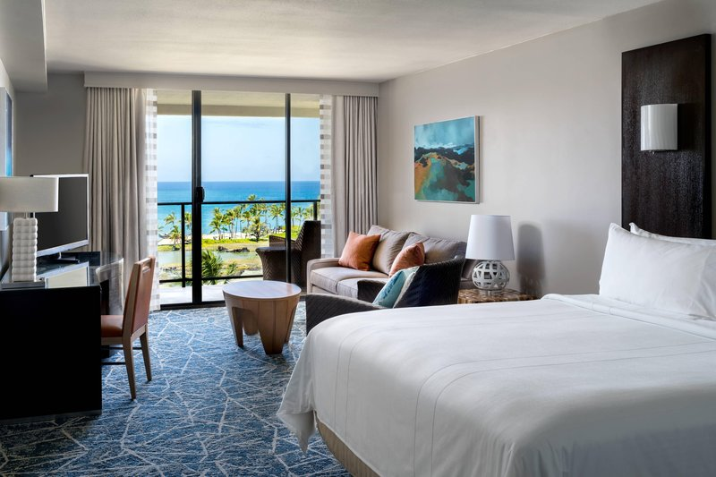 Waikoloa Beach Marriott - King Ocean Front Guest Room <br/>Image from Leonardo