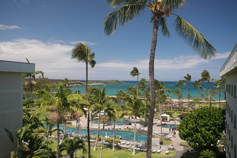 Waikoloa Beach Marriott - Ocean View Guest Room with Balcony <br/>Image from Leonardo