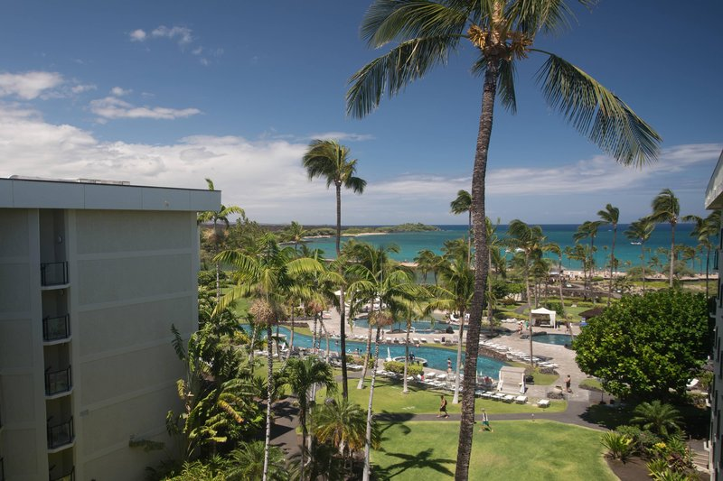 Waikoloa Beach Marriott - Corner Guest Room View <br/>Image from Leonardo