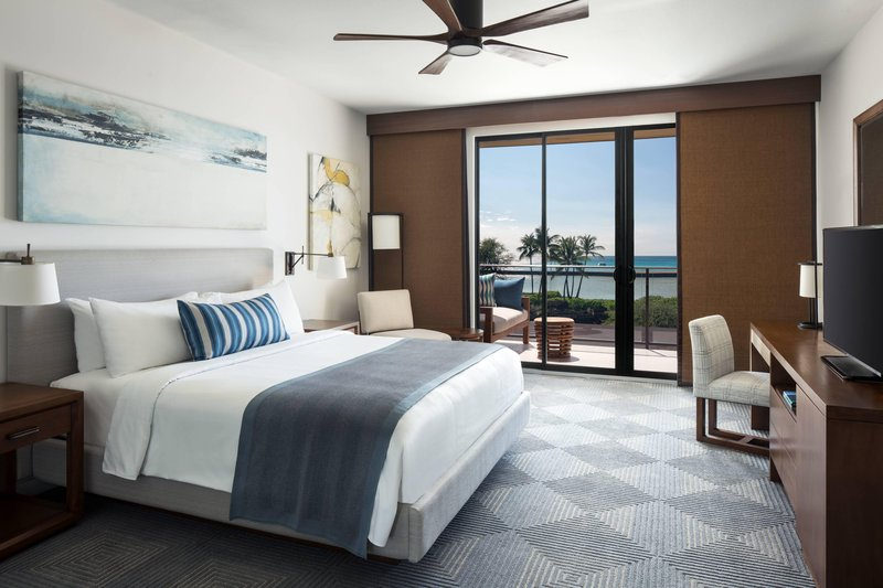 Waikoloa Beach Marriott - One-Bedroom King Hale Larger Suite <br/>Image from Leonardo