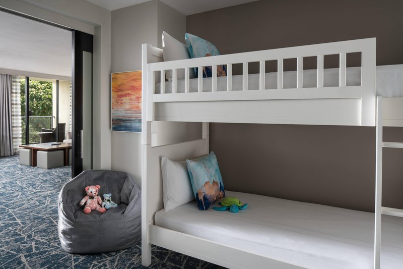 Waikoloa Beach Marriott - One-Bedroom Junior Suite with Bunk Beds <br/>Image from Leonardo