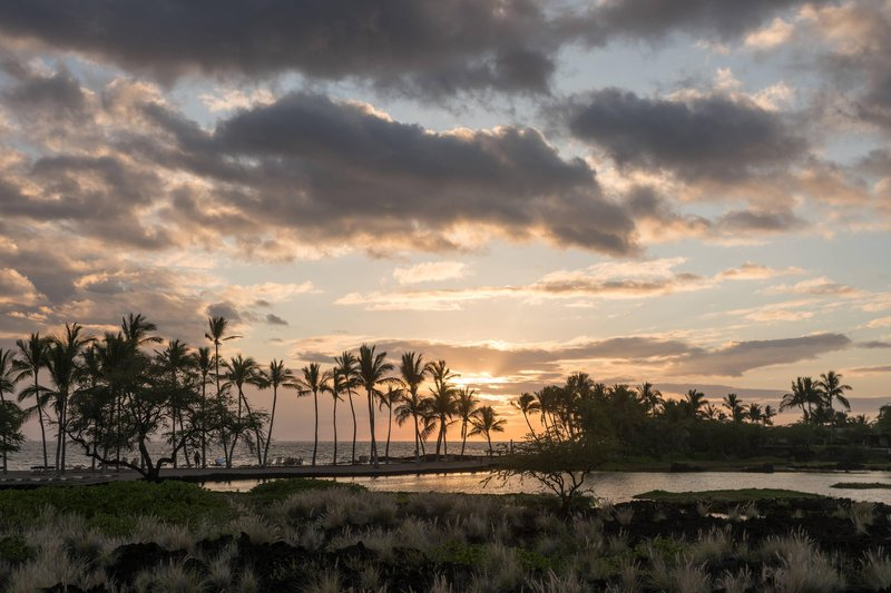 Waikoloa Beach Marriott - Historic Hawaiian Fishponds <br/>Image from Leonardo