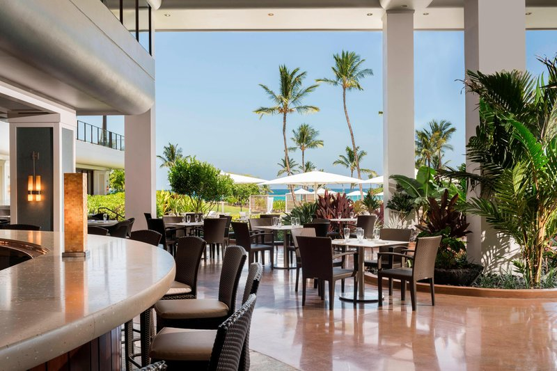 Waikoloa Beach Marriott - Hawaii Calls Restaurant & Lounge - Bar <br/>Image from Leonardo