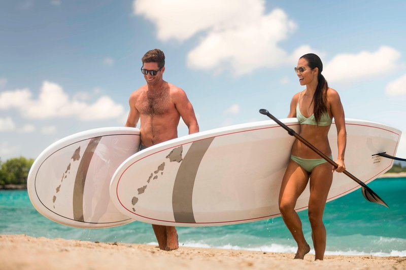 Waikoloa Beach Marriott - Stand-Up Paddleboard <br/>Image from Leonardo