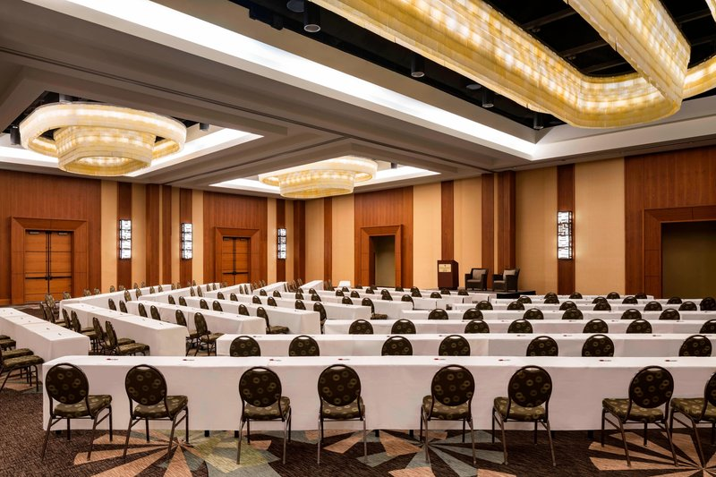 Waikoloa Beach Marriott - Naupaka Ballroom Meetings <br/>Image from Leonardo