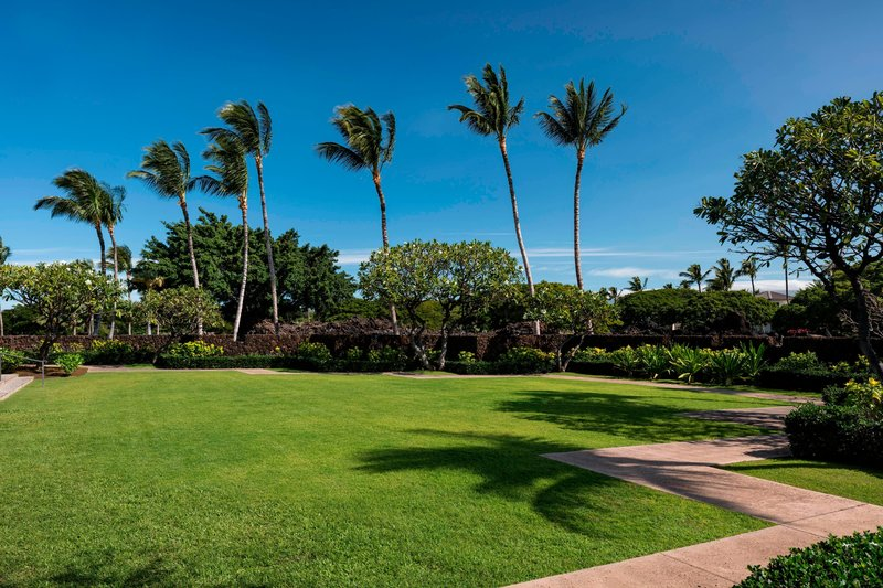 Waikoloa Beach Marriott - Naupaka Lawn - Outdoor Event Space <br/>Image from Leonardo
