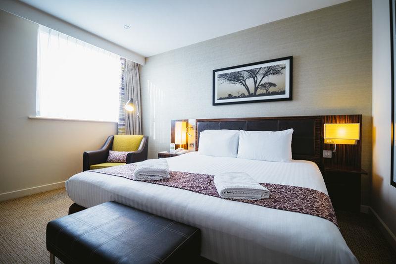 Holiday Inn Winchester-Standard Double Room<br/>Image from Leonardo