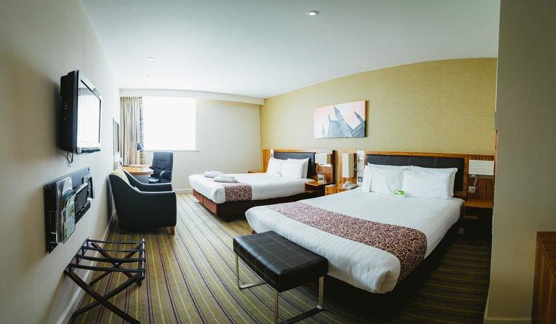 Holiday Inn Winchester-Family Room<br/>Image from Leonardo