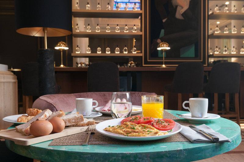 Eugenia de Montijo, Autograph Collection-Restaurante Federico - Breakfast<br/>Image from Leonardo