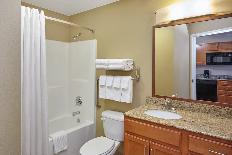 Candlewood Suites Aurora-Naperville-Standard Guest Bathroom<br/>Image from Leonardo
