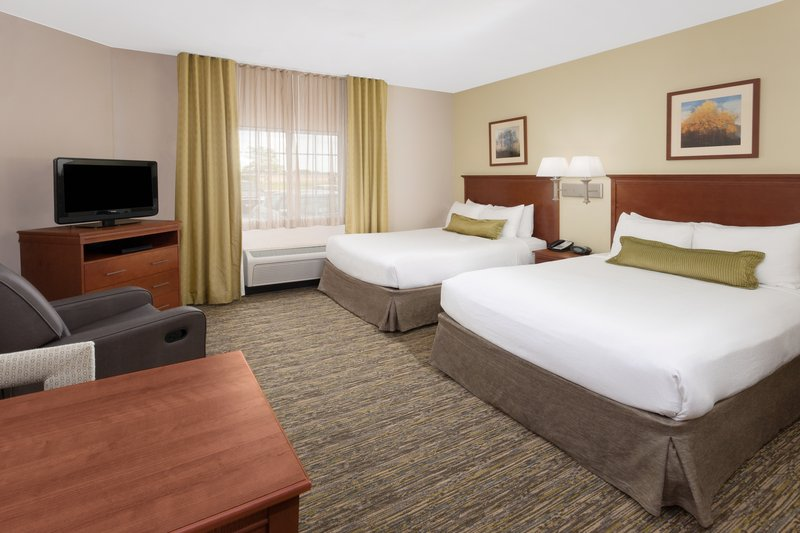 Candlewood Suites Aurora-Naperville-Double Bed Guest Room<br/>Image from Leonardo