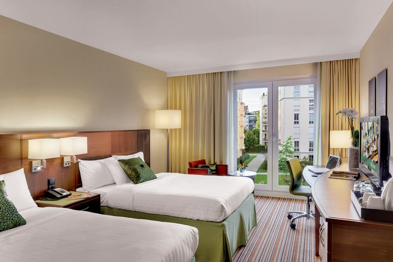 Courtyard Munich City East-Superior Twin Room<br/>Image from Leonardo