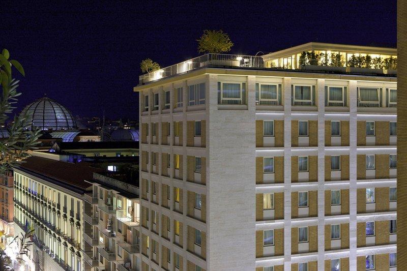 Renaissance Naples Hotel Mediterraneo-Hotel View<br/>Image from Leonardo