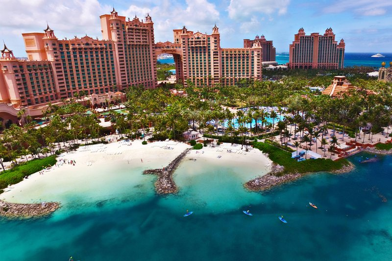The Royal at Atlantis - Exterior - Aerial View <br/>Image from Leonardo