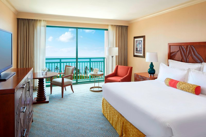 The Royal at Atlantis - King Guest Room <br/>Image from Leonardo