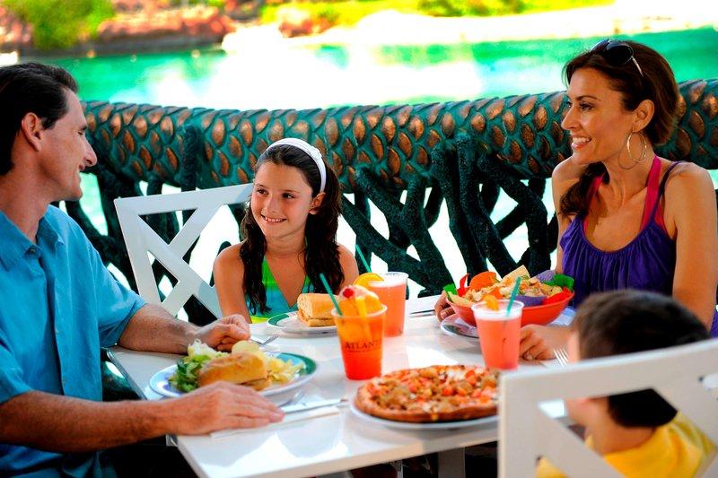 The Royal at Atlantis-Lagoon Bar & Grill<br/>Image from Leonardo