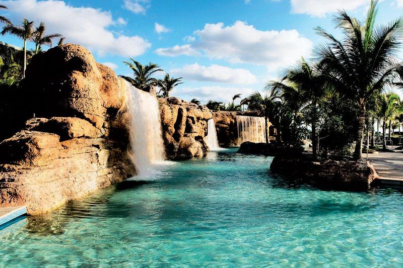 The Royal at Atlantis-Grotto Pool<br/>Image from Leonardo