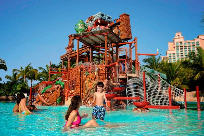 The Royal at Atlantis-Splashers Children's Pool<br/>Image from Leonardo