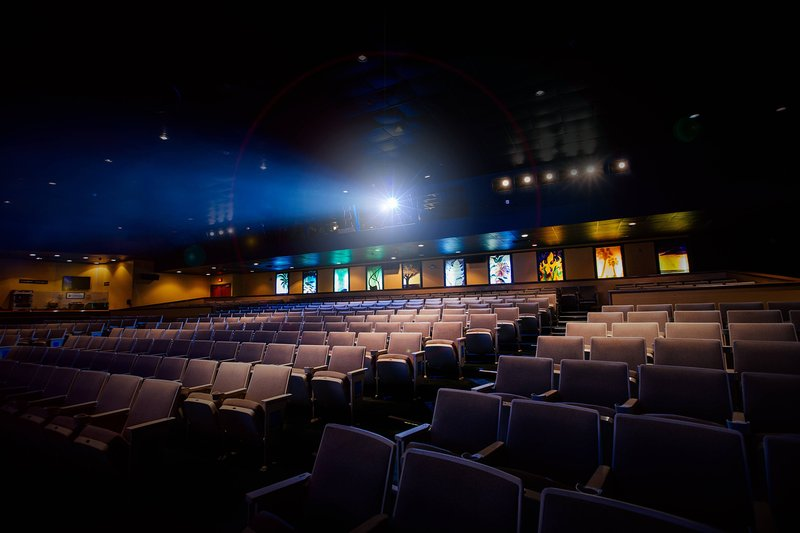 The Royal at Atlantis - Atlantis Theatre <br/>Image from Leonardo