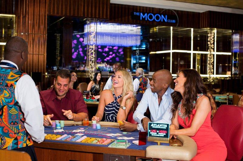 The Royal at Atlantis-Atlantis Casino - Table Games<br/>Image from Leonardo
