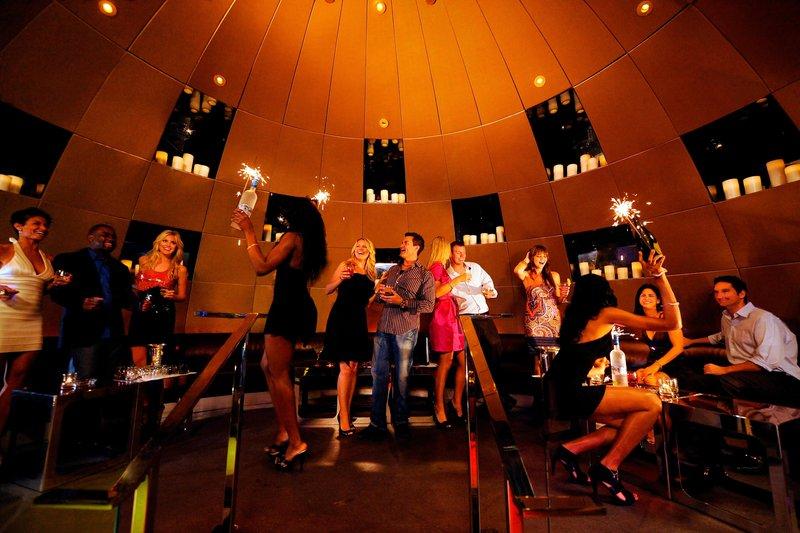 The Royal at Atlantis - Aura Nightclub <br/>Image from Leonardo